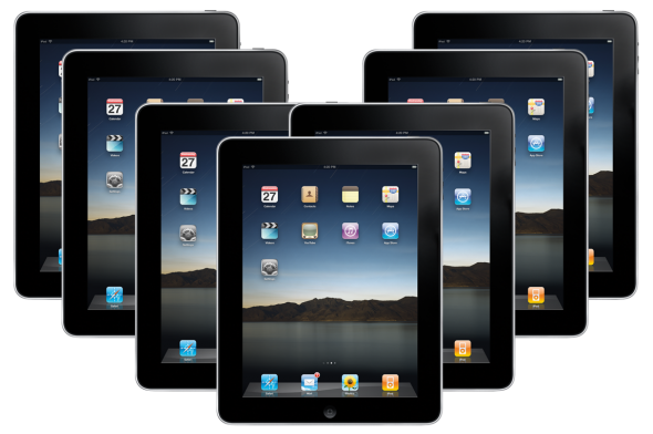 booming ipad sales and mobile pc market