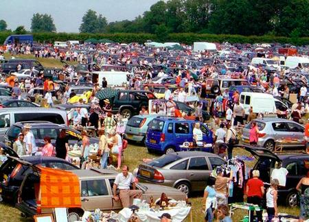 How To Get Car Boot Sale Licence In London