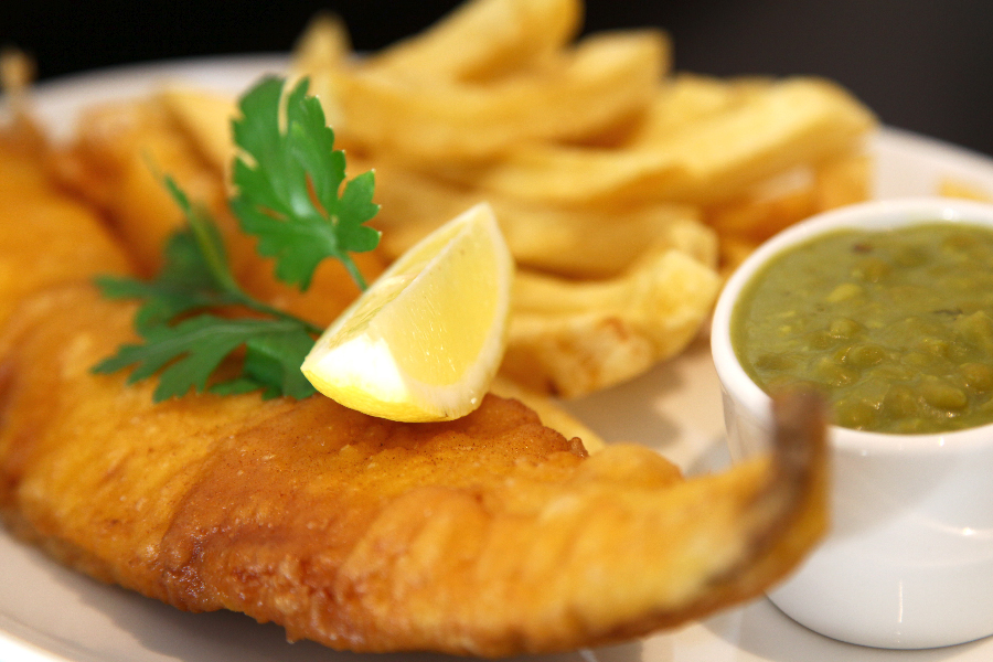 Guide about fish and chip restaurants in London