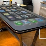 Table Connect for Iphone to Change The Touch Experience