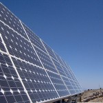 low cost solar cells production