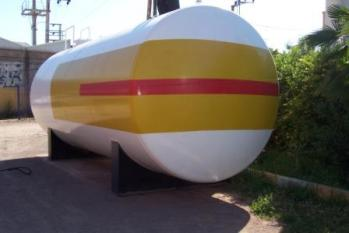 petrol storage