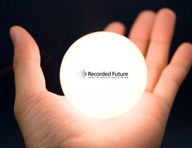 recorded future generates funding