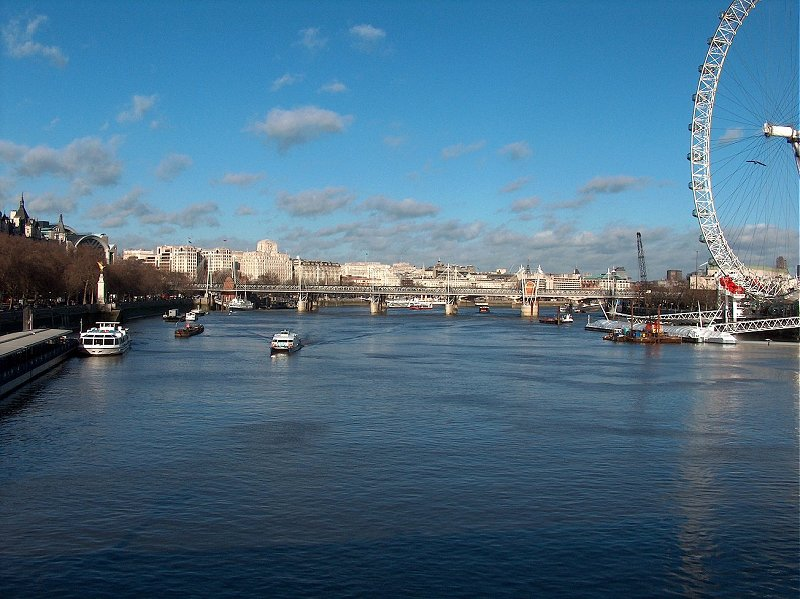 information about river thames