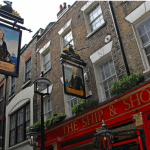 Guide about ship and showell restaurant London