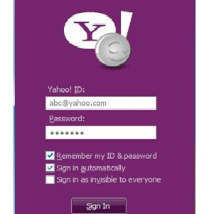 how to remove yahoo messenger from startup