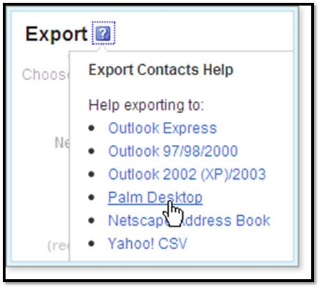 Export Emails from Yahoo Mail