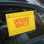 How To Report An Untaxed Vehicle In London