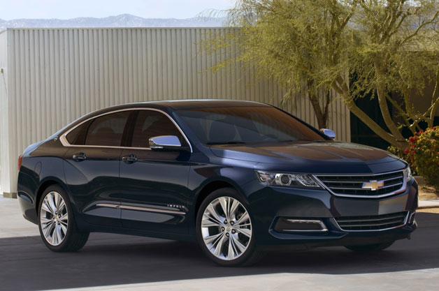 2014 Chevrolet Impala Review