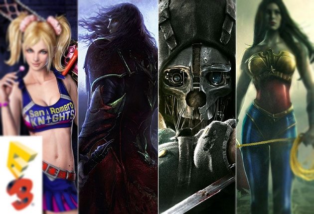 Anticipated games from E3 2012