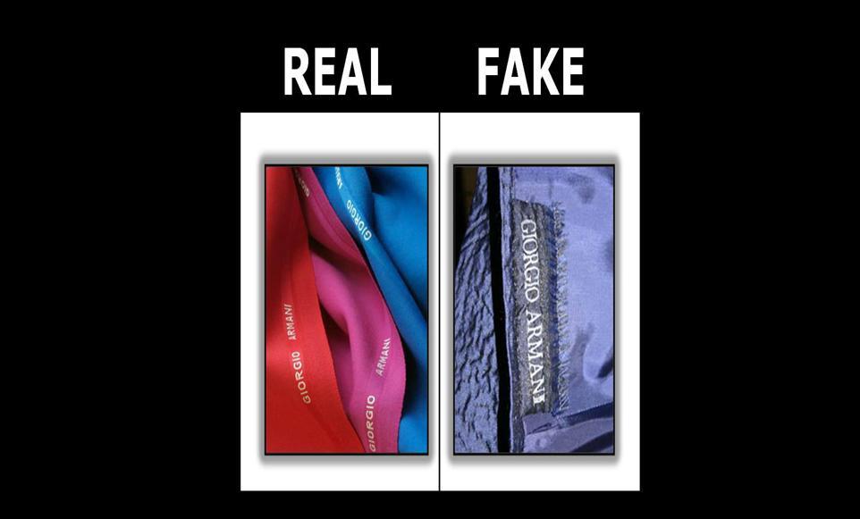 How To Spot A Fake Armani Fabric