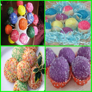 Cake Decorating Coloured Balls : Decorating Cake Balls