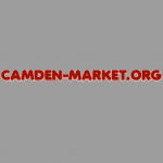 Camden Market in London