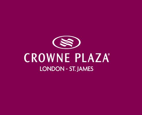 Crowne Plaza Hotel in London