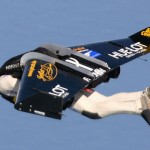 Daredevil Yves Rossy, Became The First Jet-Powered Man