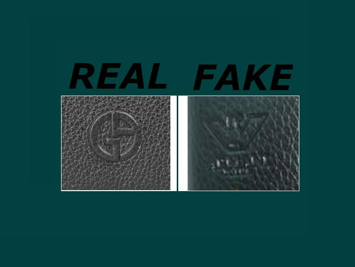 1bfcfd0b How to Spot Fake Armani Wallets