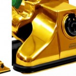 Gold-Plated Vacuum Cleaner on Sale