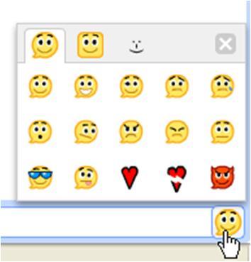 Google Talk Emoticons