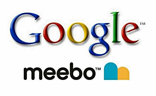 Google and Meebo