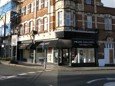 Hicks Gallery London