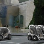 Folding Cars to Solve Pollution Problems