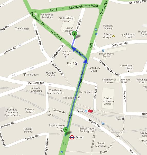 How to get to the O2 Academy Brixton