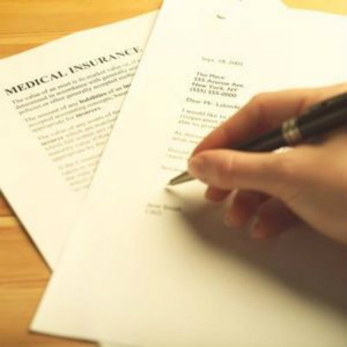 Insurance Acceptance Letter