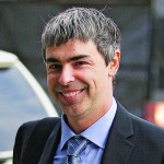 Larry Page loses his voice