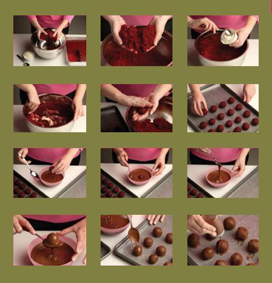 Make Cake Balls