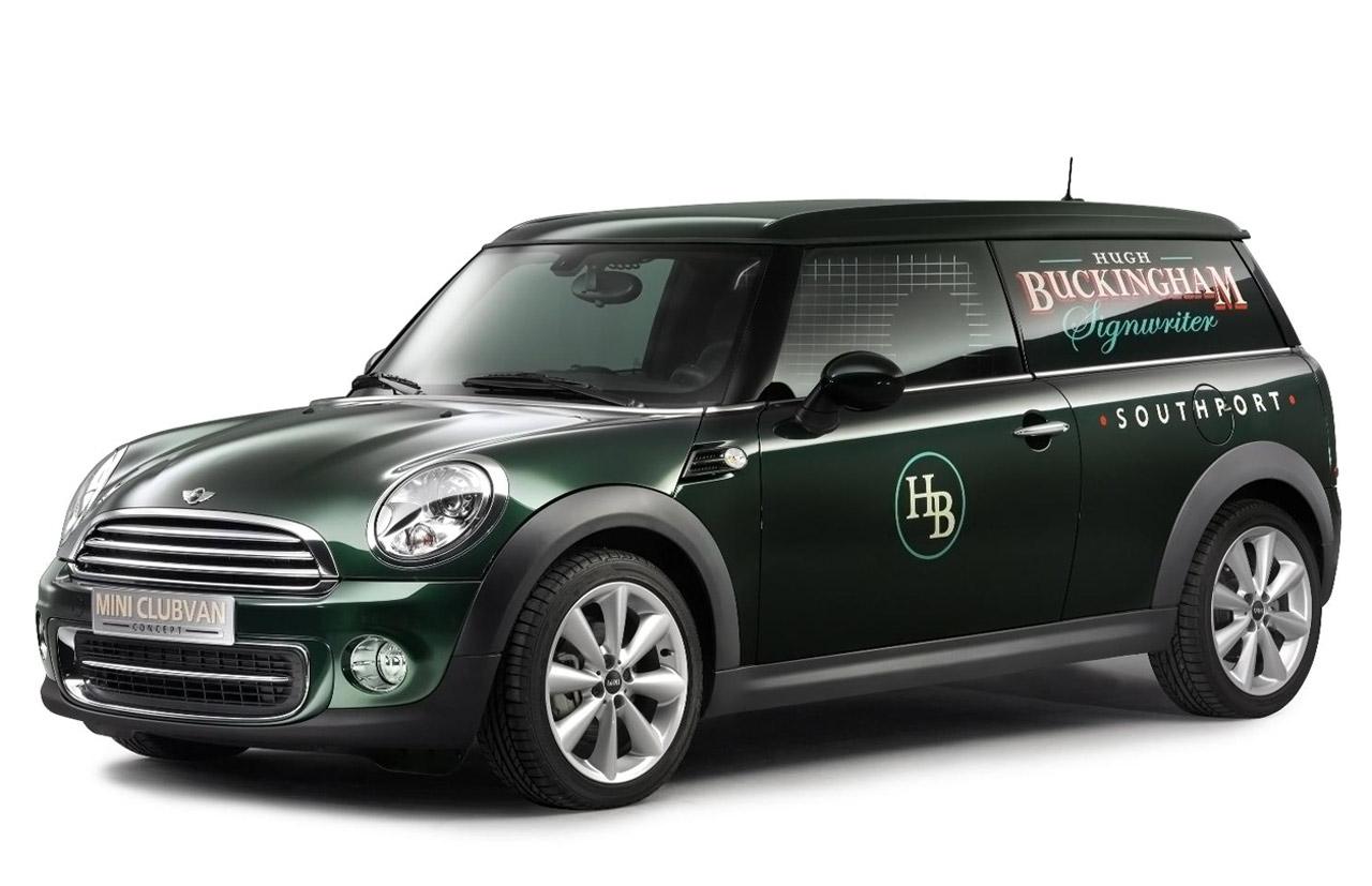 Mini Commercial Vehicle Clubvan