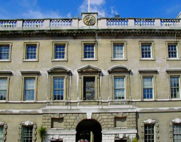 The Museum of St Bart's Hospital London
