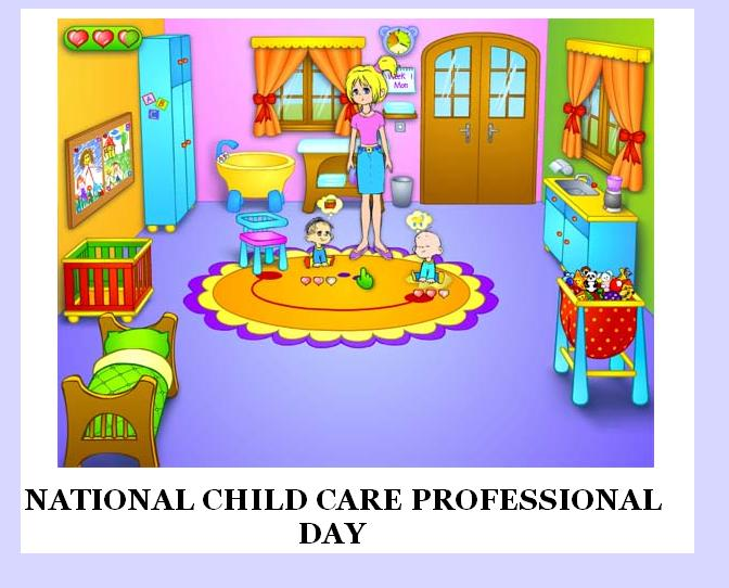NAtional child care professional day
