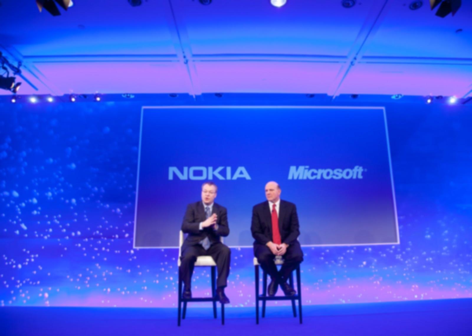 Nokia and Microsoft
