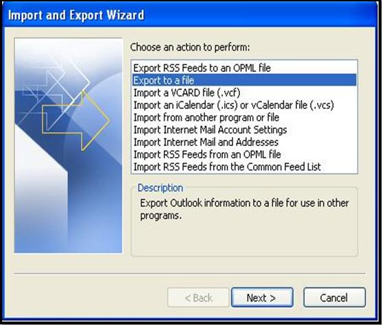 Import Mail: How To Import Outlook Contacts To Gmail Mail