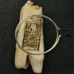 Princeton University Researchers Create Tooth Tattoo