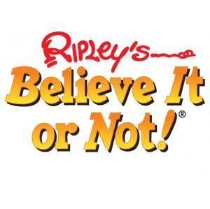 Ripley's beleive it on not