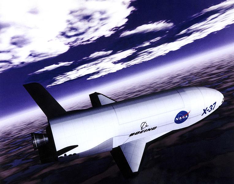 Robotic X-37B
