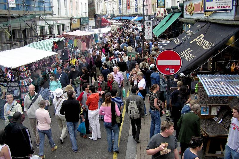 Saturday Markets in London