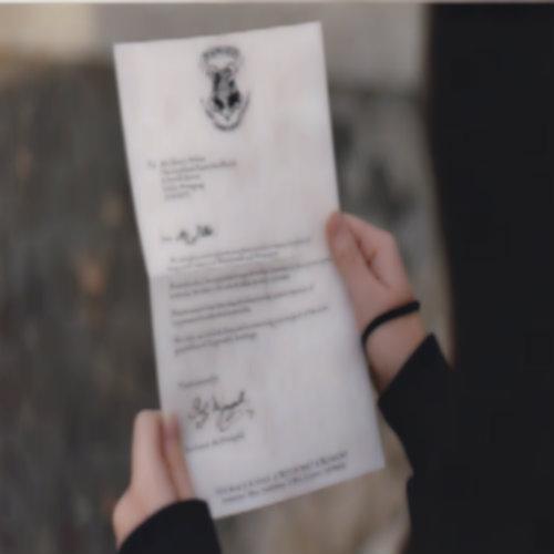 Service Acceptance Letter