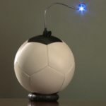 Harvard Students Design Electricity Producing, Futuristic Soccer Ball