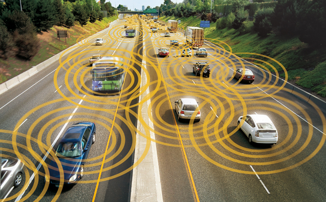 Talking cars to hit the roads as part of government test of V