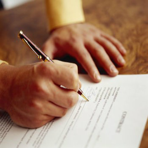Vendor Acceptance Letter