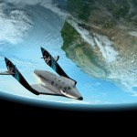 Virgin Galactic On Track to Take Tourists into Space By 2013