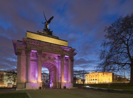 Wellington Arch London