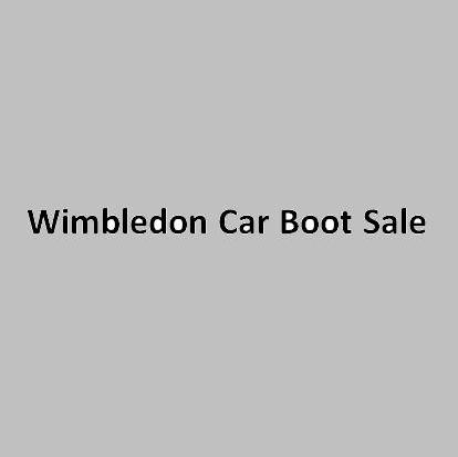 Wimbledon Car Boot Sale