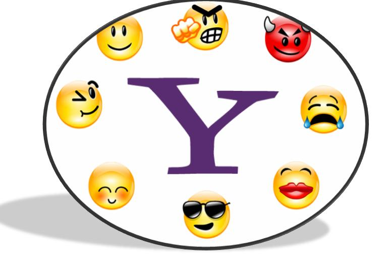 Yahoo Messenger Emoticons and Hidden Emoticons Smileys
