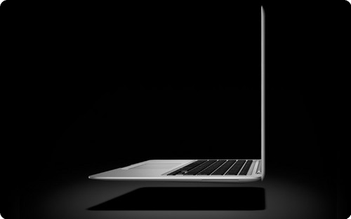 apple macbook air in wwdc 2012