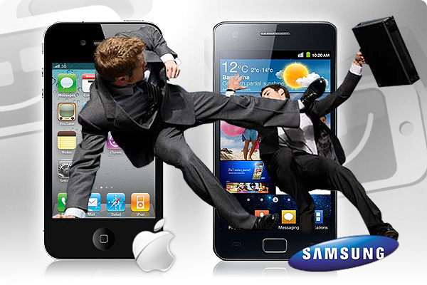 apple vs samsung battle