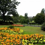 Brockwell Park in London