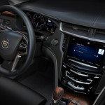 Cadillac XTS Comes With A Preloaded Ipad in the United States